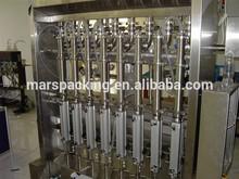 Glass Jar Honey Filling Capping Machine