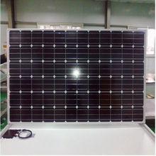 Popular A grade 185w mono solar panel with lowest price, certified TUV,UL,CE,IEC,MCS for sale