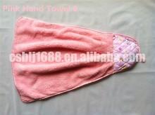 Lovely Baby Hand Towel Soft Plush Cartoon Animal Hanging Wipe Bath Towel