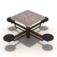 Hot Chinese Chess Board Table Outdoor Chess Game Fitness Equipment For Entertainment