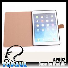 hot sell fancy case for ipad 6 pu leather printing case