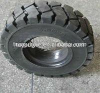 Kubota Forklift Solid Rubber Wheels 5.00-8
