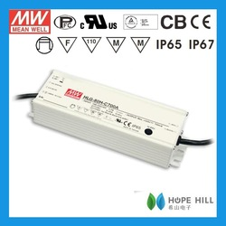 Original Mean Well HLG-80H-C350 80W Single Output LED Power Supply
