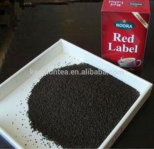 CTC black tea from china black tea company