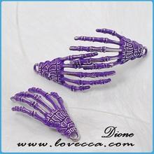 Fashion earring jewelry tibetan solver charms