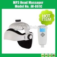 Magical Health Care Digital Music Air Pressure Head Neck Massager