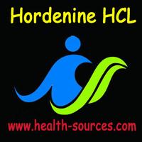 Popular sport nutritional supplement Hordenine hcl for weight loss