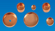 copper pipe threaded end cap