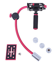 LW-SS05M photography equipment mini camera stabilizer handheld for DSLR photo video steadicam