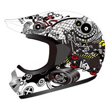 DOT,ECE Cross Motorcycle Helmet N-713Y