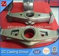 zc oem hecha de aleación de aluminio de fundición a presión caja de cambios automática