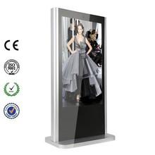 "65"" Standing Wireless Advertising Video Display"