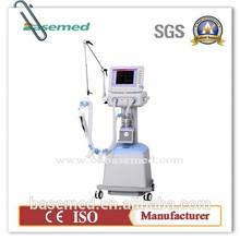 Cheaper portable breathing machine ICU ventilator machine price BASE850 with CE approved