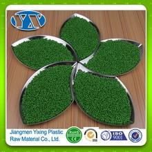 ABS HDPE food grade green masterbatch