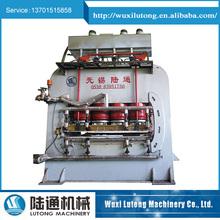 high-efficiency melamine mdf laminating hot press machine/woodworking plywood machine