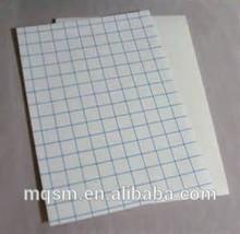 MeiQing Blue grid heat transfer paper/clearest Inkjet heat transfer Paper