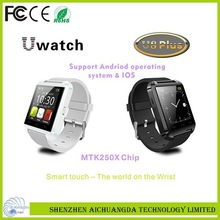 China new design popular new smart watch 1.54 inch touch screen