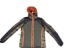 fashion full bonded down filled men's out-wear, men's sports down coat, ski sports