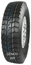 GENCOTIRE brand famous truck tire 12r20