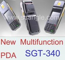IP65 Compact PDA Barcode Data Terminal