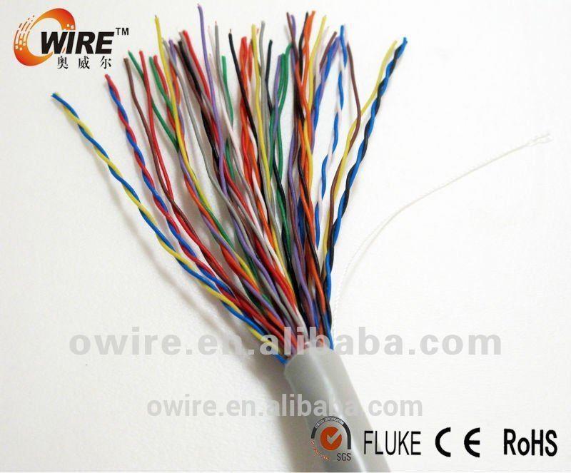 Kabel Telepon 2 Pair Pair 6 Pair Kabel Telepon