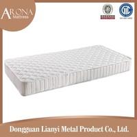 Sweet dream cotton sleeping pocket spring single bed mattress price