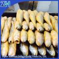 Alta calidad durante todo el tamaño corvina pescado congelado