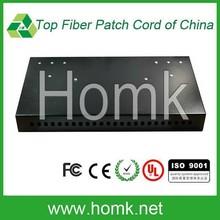 24 port Optical Fiber Terminal Box ST FC connect ODF