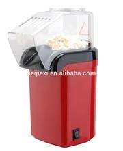 2014new hot air mini 1200w popcorn maker