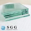 جودة عالية تعويم الزجاج المسطح واضحة للنوافذ والأبواب، 2-19mm