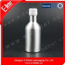250ml alüminyum şişe, ucuz şarap şişeleri, alüminyum enerji içeceği şişesi