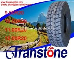 Transtone brand tyre distributors canada 11R22.5