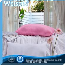 anti-static high quality 100% silk plastik pillow bag