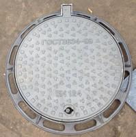 En 124 Heavy Duty Ductile Iron Factory For Manhole Cover