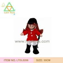 Custom Fancy Plush Baby Dolls