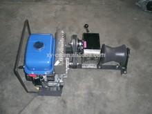 1 Ton Yamaha Mini Winch With Petrol Engine Powered Winch