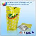 Sacs d'emballage en plastique semences./graines pour oiseaux sac de 25kg/sac d'emballage du riz