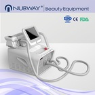 OEM&ODM supplier portable 2 handles 6 lipo pads hottest fat freeze cryolipolysis cavitation device