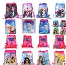 Anna Elsa frozen bag cute frozen school backpack