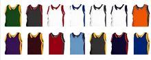 Basketball jerseyCustom 100% polyester sublimation basketball uniform