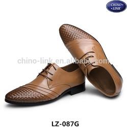 New design men genuine leather shoes /men dress shoe