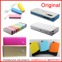 china shenzhen sinca Assembly factory common technology fashion design power bank charger for smartphone