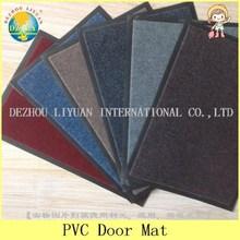Unique design new fashion pvc mat - DZLY/door mat