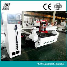 CNC ROUTER Best Price!mini engraving machineNewtop 11kw Sunfar Inverter 1325 ATC CNC Router / 3 axis CNC machine