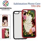 Custom Printed TPU Cover for iPhone 6, 4.7inch