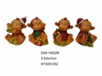Polyresin 2016 monkey figure for new year