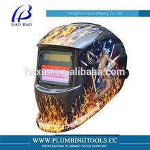 HX-TN08 Auto-darkening welding helmet,Electronic welding mask,custom welding masks