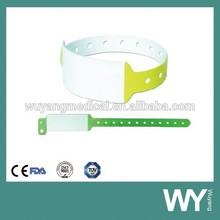 Baby Medical ID Bracelets / Hospital ID Bands / Sports Tag ID Band