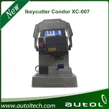 Automatic Copy Key Machine IKEYCUTTER CONDOR XC-007 Master Series Key Cutting Machine Update by Internet