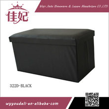 small folding size aluminum storage box with lid